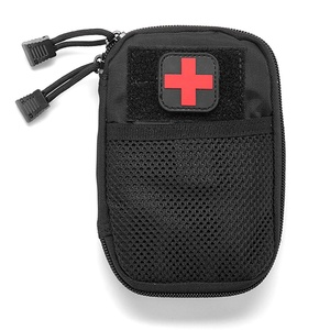 Image 5 - Outdoor First Aid Emergency   Bag Drug Pill Box Home Car Survival Kit Emerge Case Small 900D Nylon Pouch