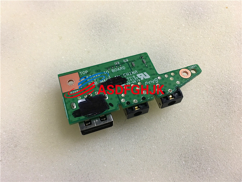 For ASUS K55VM K55VD X55A USB Audio Board K55VM IO BOARD K55 Usb Board 100% TESED OK (with Cable Need To Pay Two Pcs)