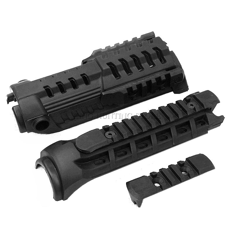 0b98cc64dcb5c Hunting Tactical Shooting Rifle Gun Accessories M16 M4 Handguard Command  Arms CAA M4S1 Handguard Picatinny Mounting-in Hunting Gun Accessories from  Sports ...