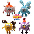 2015 Hot Russian Smeshariki Animation Various Gogoriki Kikoriki Stuffed&Plush Toys Doll Animals Gift For Child Boy Girl