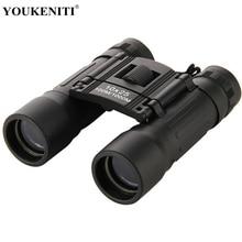 Telescope 10X25 Optical Binocular Eyepiece High Power BAK4 Hunting Tools For Outdoor Professional Binoculo