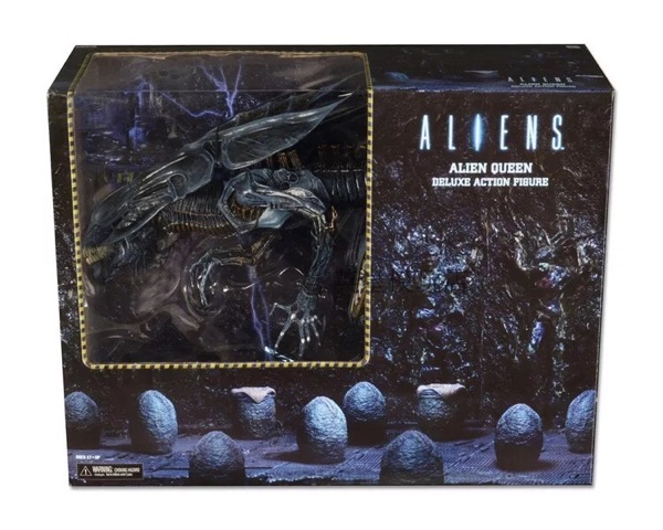 NECA Movie Alien 2 Luxury 16 Queen Limited Version Action Figure Models Toy Anime Figure Collectible Model Toy With Box free shipping neca official 1979 movie classic original alien pvc action figure collectible toy doll 7 18cm mvfg035