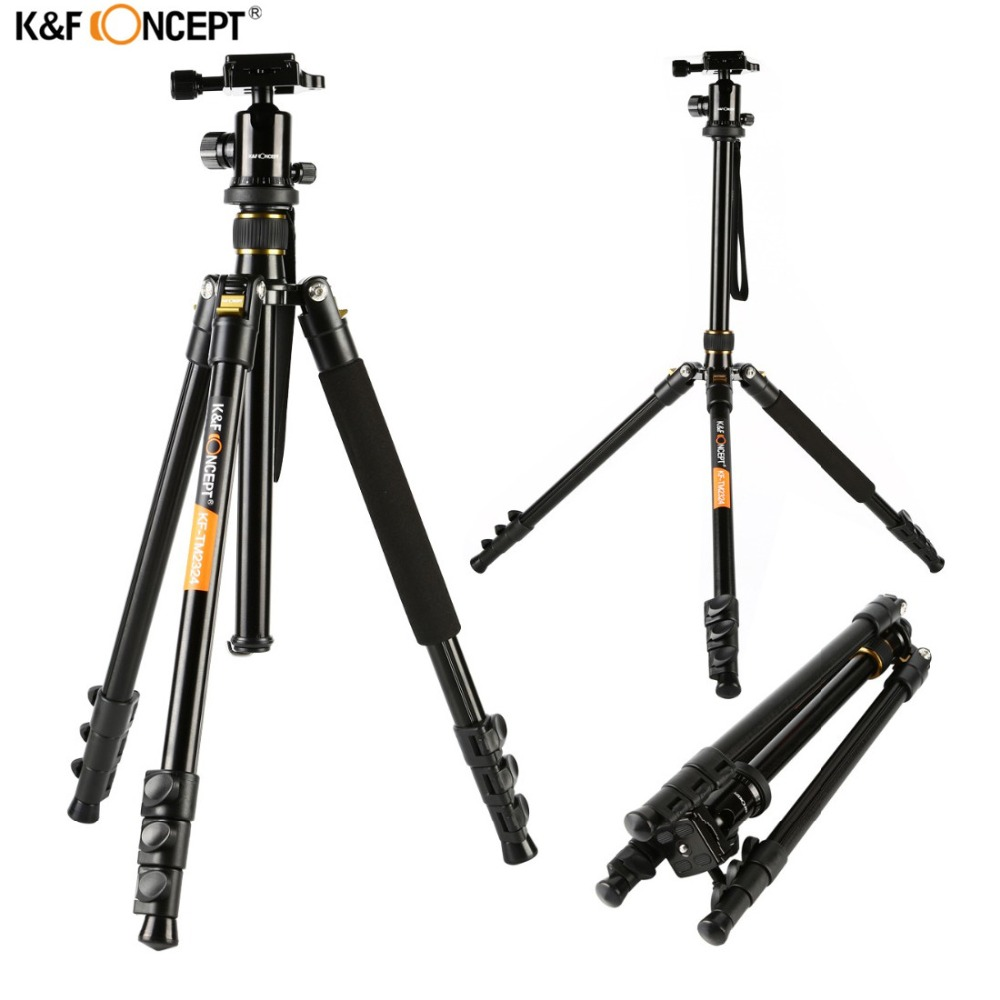 K&F CONCEPT KF TM2324 Professional Digital/Video Camera
