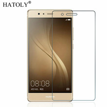 2PCS Screen Protector For Huawei P9 Lite Tempered Glass For Huawei Ascend P9 Lite Glass Anti-scratch Phone Tempered Glass Film < недорого