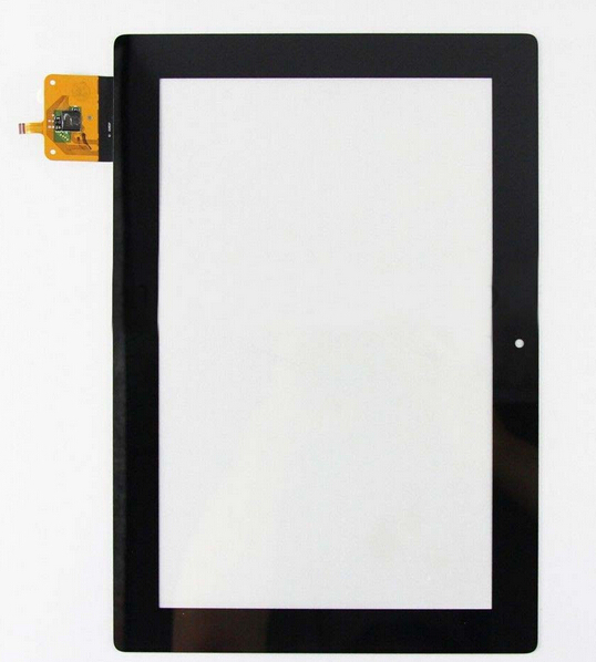 High quality 10.1  tablet touch For Lenovo IdeaTab S6000 Digitizer Touch Screen Glass Panel Lens Repair Replacement аксессуар чехол lenovo ideatab s6000 g case executive white