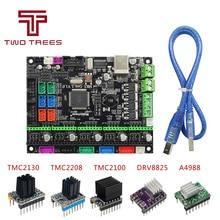Denetleyici PCB kartı MKS Gen L V1.0 entegre anakart uyumlu Ramps1.4/Mega2560 R3 destek a4988/DRV8825/TMC2100/ TMC2208