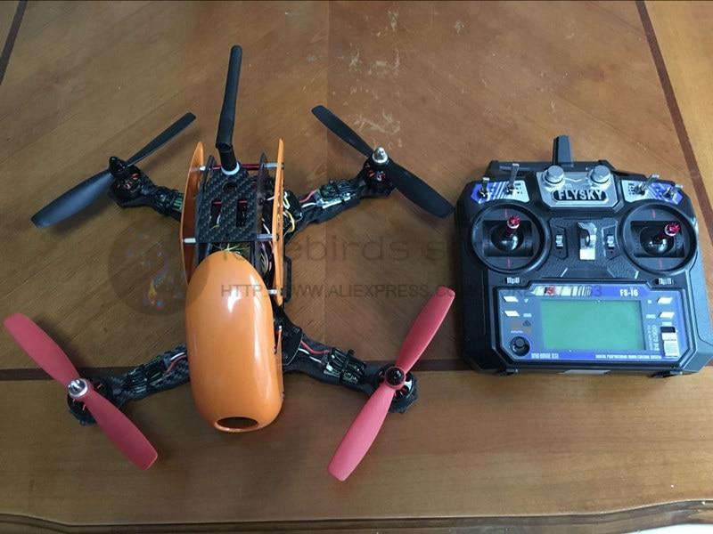 DIY FPV Robocat 270 V2 mini drone quadcopter RTF NAZE32 10DOF + EMAX cooling 2204II 2300KV motor + FLYSKY I6 + 700TVL camera