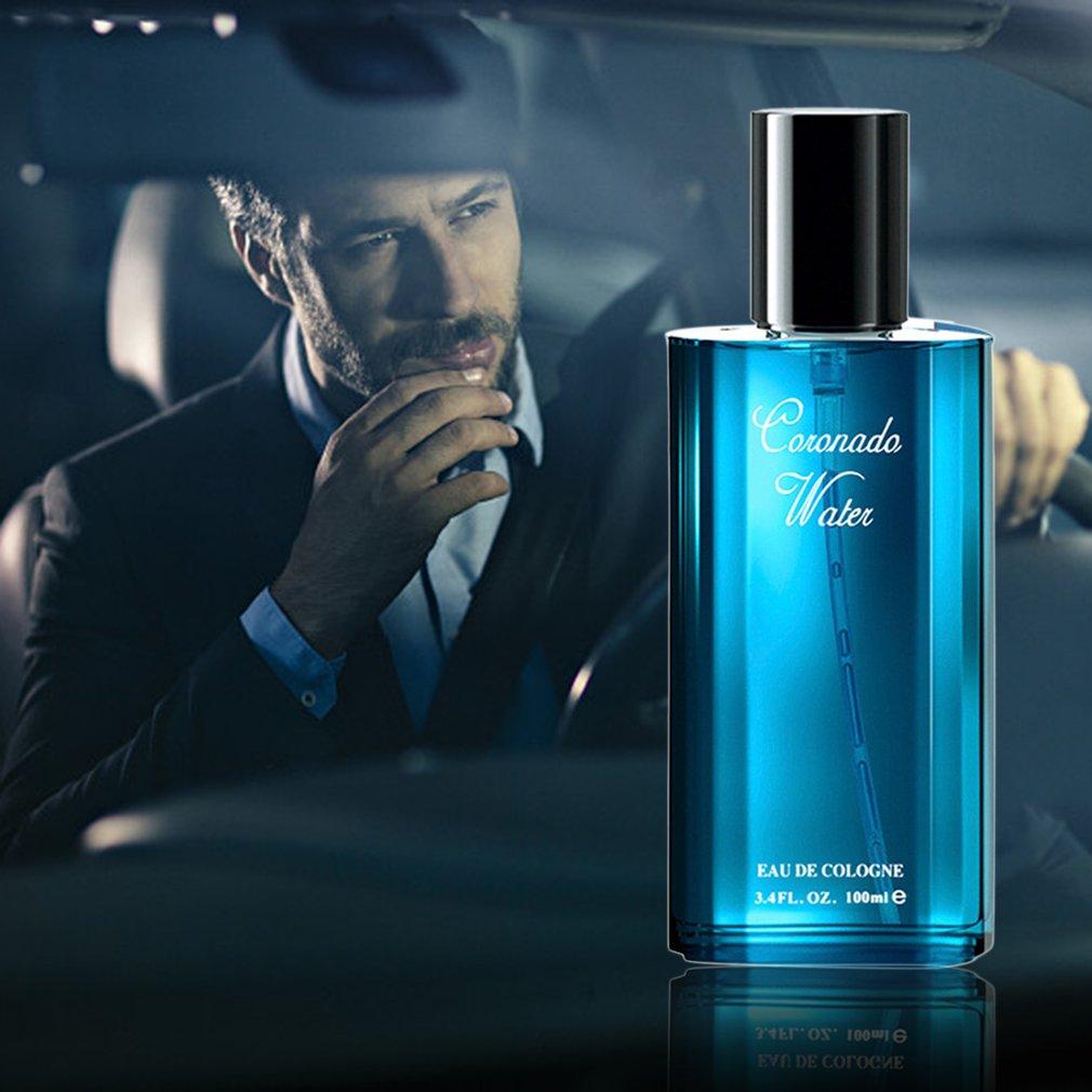 100ml Natural Body Aroma Men Body Fragrance Atomizer Long Lasting Refreshing Floral Men's Cologne Fragrance Face Essence Oil