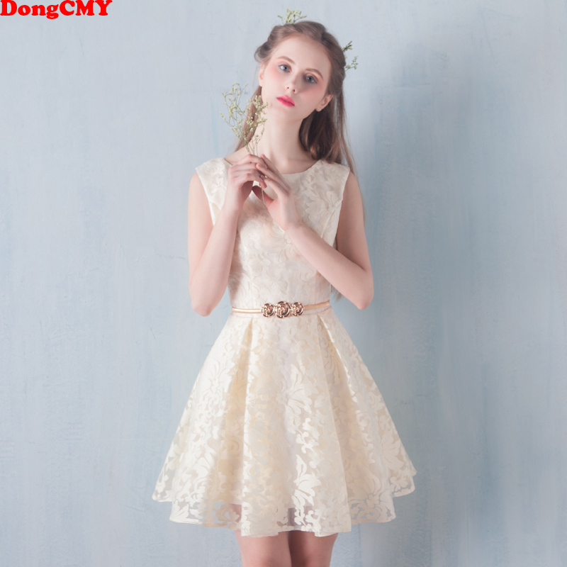 DongCMY 2019 New Arrival short Plus size Slim Party Women   Cocktail     Dresses   Vestidos