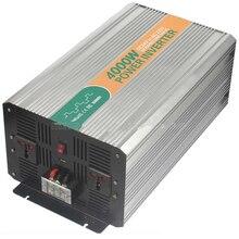 4000W 48v dc to 110v ac charger modified LED sine wave inverter off grid cheap power nverter M4000-481G-C DC-AC