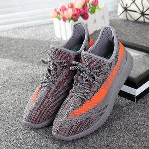6615eb2eef257 New Running Shoes for Men Sneakers Yeezys Air 350 Boost Breathable Women  Sneakers Outdoor Breathable Sport Shoes Men Yeezys Air