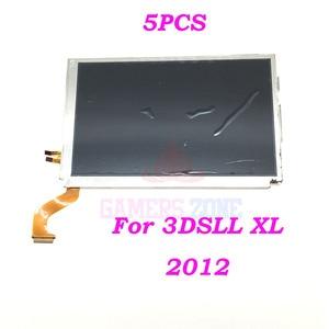 Image 1 - 5 шт., сменный Верхний ЖК экран для Nintendo 3DS XL LL N3DS