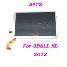 5PCS Replacement Top Upper LCD Screen Display for Nintendo 3DS XL LL N3DS