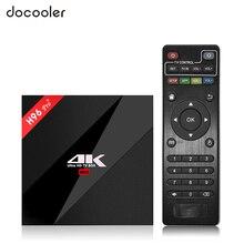 Android 7.1 3 GB/32 GB TV Box H96 Pro Plus + S912 Octa rdzeń 2.4G i 5.0G WiFi Bluetooth 4.1 Miracast 4 K Odtwarzacz Multimedialny dekoder Box