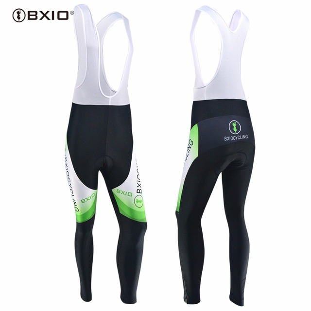 BXIO Cycling Pants OEM Long Bib Pant MTB Bike Jersey Ropa Pro Team Ciclismo  Racing Sport Wear Men s Cycling Clothing BX-017-P 6999edf1d