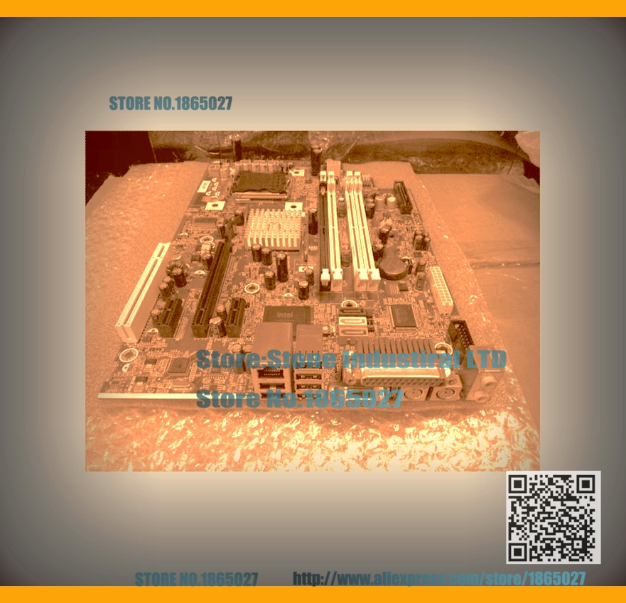 ФОТО dc7800 SFF Q35 A755 Desktop Motherboard 437793-001 437348-001 100% Tested Good Quality