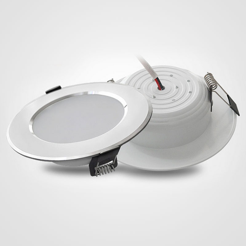 4 unids / lote LED downlight luces de alta calidad 3W / 5W / 7W / 9W - Iluminación interior - foto 5