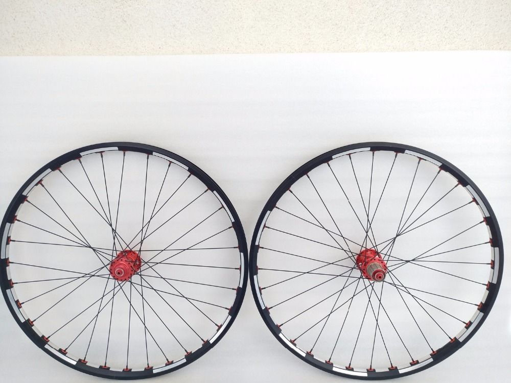 Free shipping 2017 New Super light MTB Disc Brake Wheel Mountain Bike 27.5er 29er CNC 32H 11 Speed Support Alloy Rim Wheelset free shipping lutu xt wheelset mtb mountain bike 26 27 5 29er 32h disc brake 11 speed no carbon bicycle wheels super good