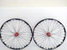 Free shipping 2017 New Super light MTB Disc Brake Wheel Mountain Bike 27.5er 29er CNC 32H 11 Speed Support Alloy Rim Wheelset