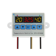 ZFX-ST3008 Three Display Multifunctional Temperature Controller