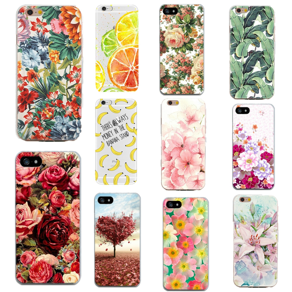 TPU case For iphone 7 8 7/8 plus 5 5s SE Case Ultra-thin Scrub Silicone Coque Fundas Phone Cases For iphone 6 6S 4 4S