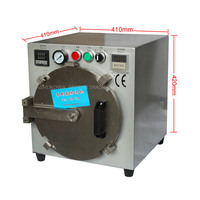 Third Generation Autoclave OCA LCD Bubble Remove Machine Lager size for Glass Refurbish without screws locked