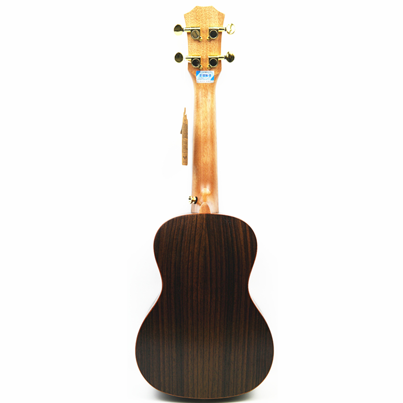 SevenAngel 23 դյույմանոց համերգ Ukulele Solid Top - Երաժշտական գործիքներ - Լուսանկար 4