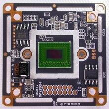 """AHD H (1080 P) 1/1/2 """"Sony STARVIS IMX307 CMOS + NVP2441 güvenlik kamerası modülü PCB kartı UTC desteği"""
