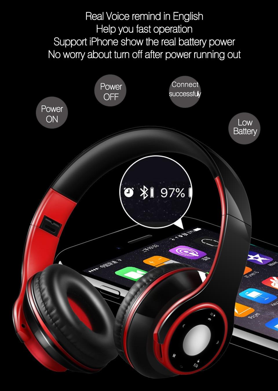 Headset Fi Sd MIC 8