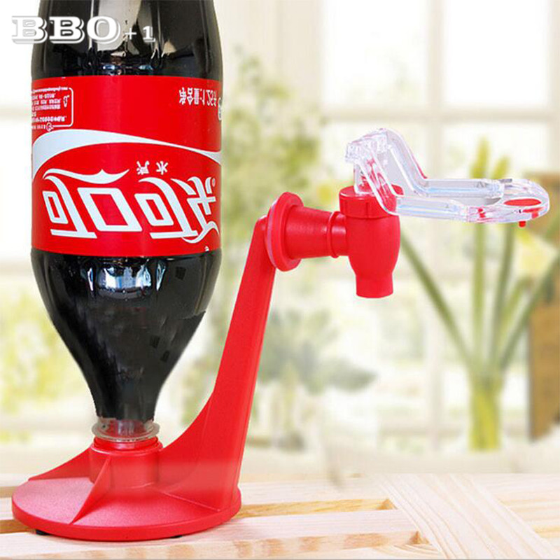 Useful Home Articles Drinking Water Hand Pump For Bottled: Aliexpress.com : Buy 1pc Home Coke Dispenser Bottle Upside