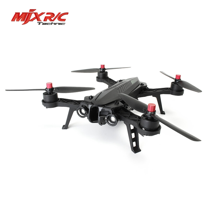 MJX Bugs 6 Brushless Motor C5830 Camera 3D Roll Flip Racing 2.4G 4CH FPV Quadcopter RC Drones Helicopter Toys RTF VS Bugs 3 8 mjx b3 bugs 3 rc quadcopter rtf
