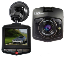 Car DVR Camera FHD 2.4 inch LCD 140-degree Wide Angle Lens with Parking Mode / G-sensor Night Vision DashCam
