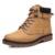2017 Nuevo hombre Botas Zapatos de Puertas Hacia Fuera-Atado Cruz Motocicleta Botas De Goma único de Talla grande Zapatos Calientes Botas Para Hombre 3 Color. CFJ-068