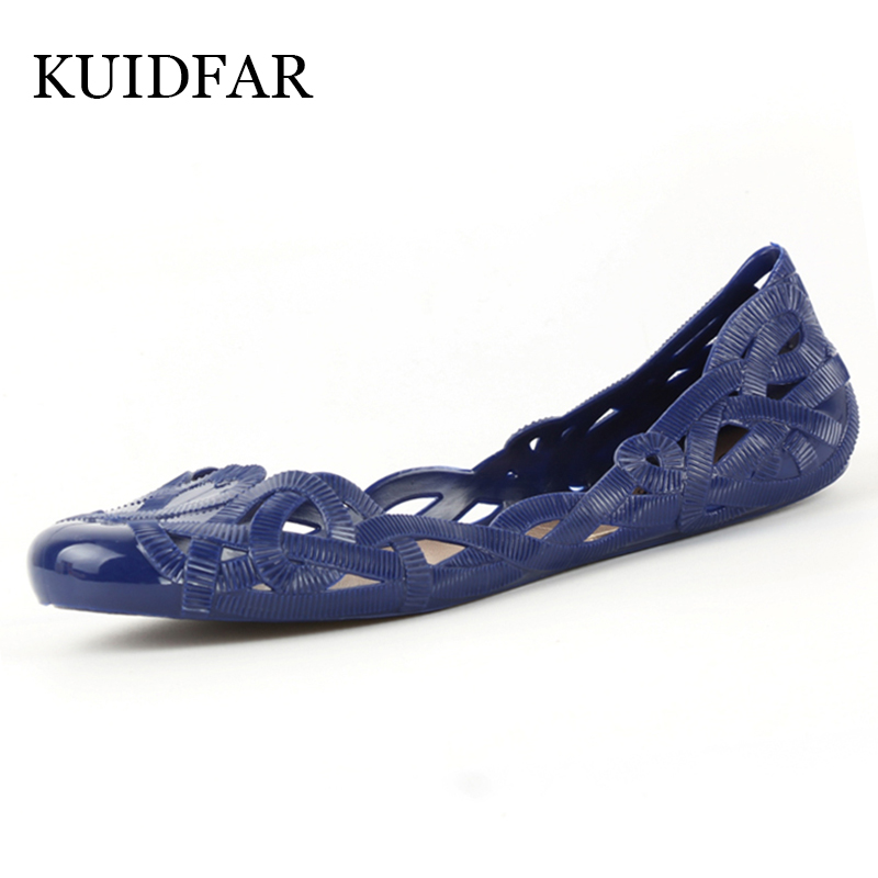 KUIDFAR Women Sandals 2017 Summer New Candy Color Women Shoes Stappy Beach Valentine Driving shoes Jelly Shoes Woman Flats marlong women sandals summer new candy color women shoes peep toe stappy beach valentine rainbow jelly shoes woman