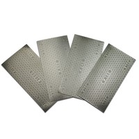 YOFE Diamond Sandpaper Coated Honeycomb Replacement Abrasive Paper Sand Paper Grinding Paper 150 240 400 1000