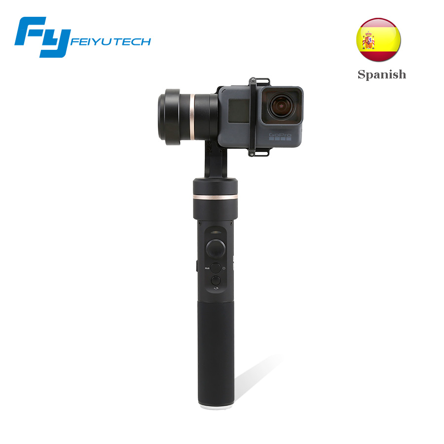 FeiyuTech  G5 splash proof gimbal 3-axis handheld gimbal stabilizer for gopro 5  Yi cam 4K  AEE other cameras action camera [hk stock][official international version] xiaoyi yi 3 axis handheld gimbal stabilizer yi 4k action camera kit ambarella a9se75 sony imx377 12mp 155 degree 1400mah eis ldc sport camera black