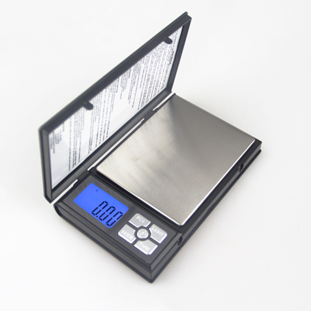 c40314ef3c54 US $13.44 24% OFF|Mini Digital Scale 0.01g 0.1g Precision Portable Scale  LCD Display Jewelry Balance Laboratory Electronic Weighing Tools 0.01g-in  ...