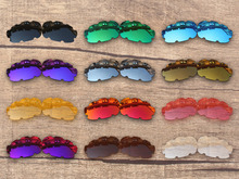 Vonxyz 20+ Color Choices Polarized Replacement Lenses for-Oakley Split Jacket Vented Frame цена