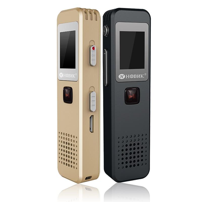 HBNKH H-R280 16G enregistreur vocal numérique professionnel Dictaphone Distance sans perte enregistreur sonore HiFi lecteur Mp3 cadeaux