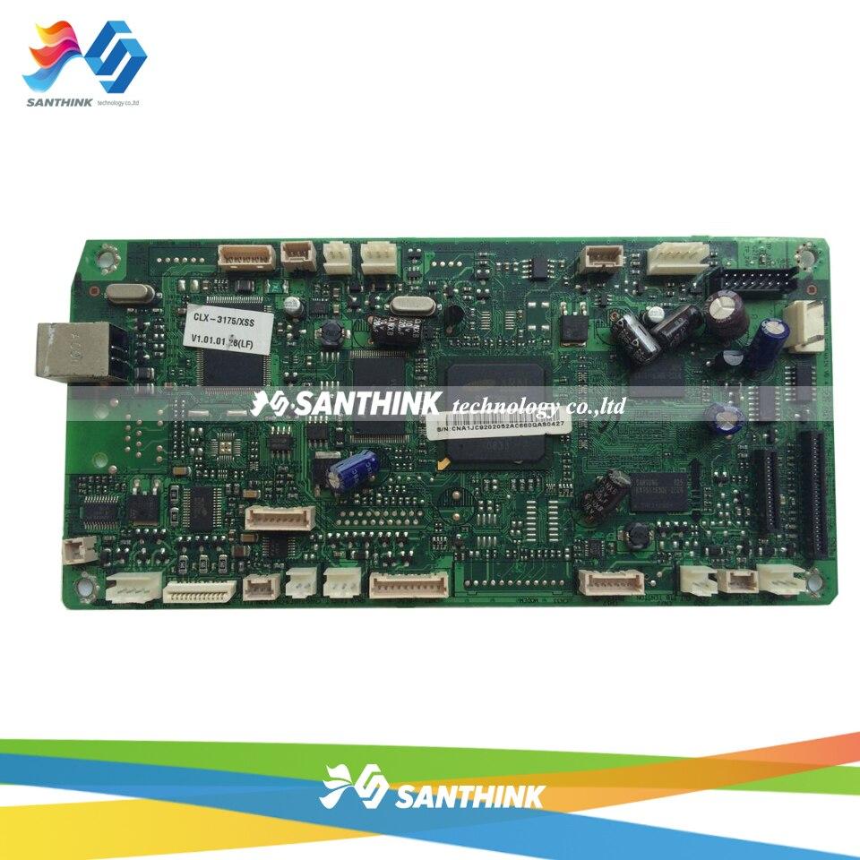 100% Test Main Board For Samsung CLX-3175 CLX 3175 CLX3175 Formatter Board Mainboard