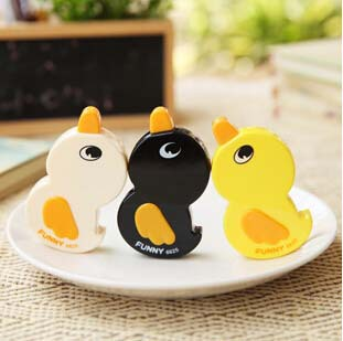 Free Ship!24pc!Cute Duckling Correction Tape / Correction / Student Stationery