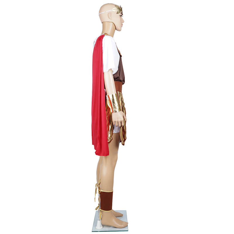 Soldier Cosplay Men Roman Warrior Costume Centurion Gladiator Trojan Fancy Dress Outfit for Party Carnival Holiday Halloween-in Movie u0026 TV costumes from ...  sc 1 st  AliExpress.com & Soldier Cosplay Men Roman Warrior Costume Centurion Gladiator Trojan ...