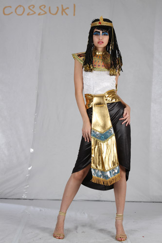 halloween exotic adult sexy women egyptian style suit cool cosplay costume for stage performance or masquerade - Exotic Halloween Costume