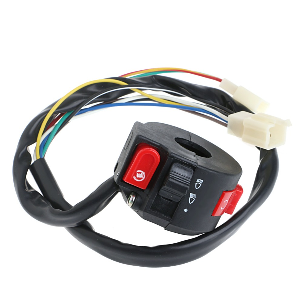 50/70/90/110CC CDI Wire Harness Assembly Wiring Set ATV Electric Quad  Coolster-in Cables, Adapters & Sockets from Automobiles & Motorcycles on ...