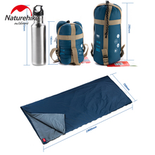 Splicing Envelope Sleeping Bag Ultralight Adult Portable Outdoor Camping