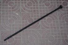 Rare Old Chinese  wooden Cane walking stick,Ebony,#11,best collection&adornment