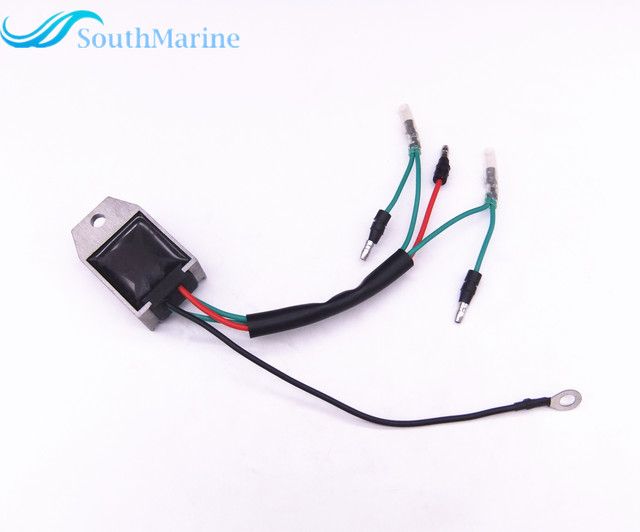 US $20 99 12% OFF|Boat Motor Rectifier & Regulator Assy 6J8 81960 00 for  Yamaha Outboard Motors-in Boat Engine from Automobiles & Motorcycles on