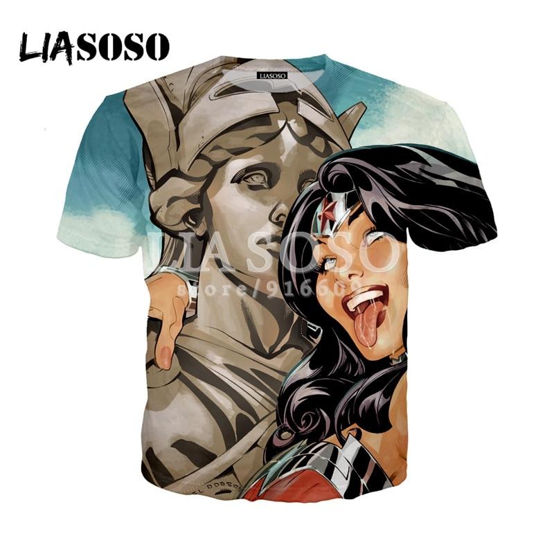 915eff971 Ahegao Emoji Face Adult Anime Women Men Casual T Shirt Cartoon Graphic Tee  NEW Shirts