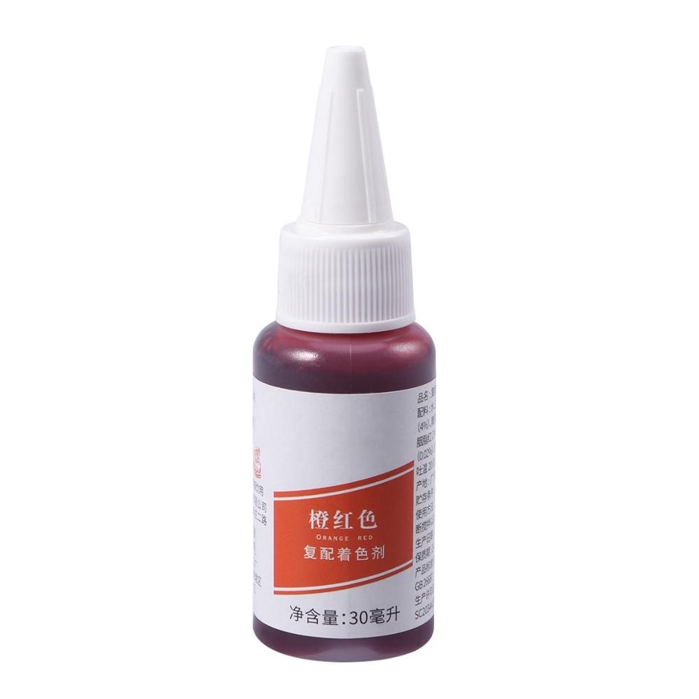 30ml Baking Food Colouring Cake Colorant Decorating Colors for Fondant  Macarons Natural Colorant-in Cake Decorating Supplies from Home & Garden on  ...