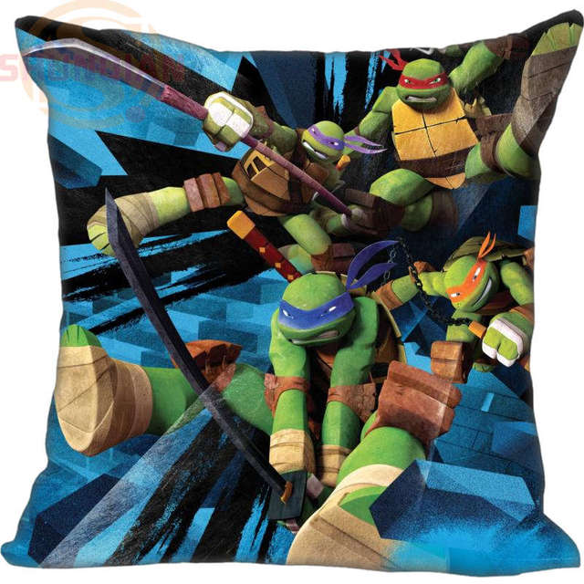Best New Teenage Mutant Ninja Turtles Pillowcase Wedding Decorative